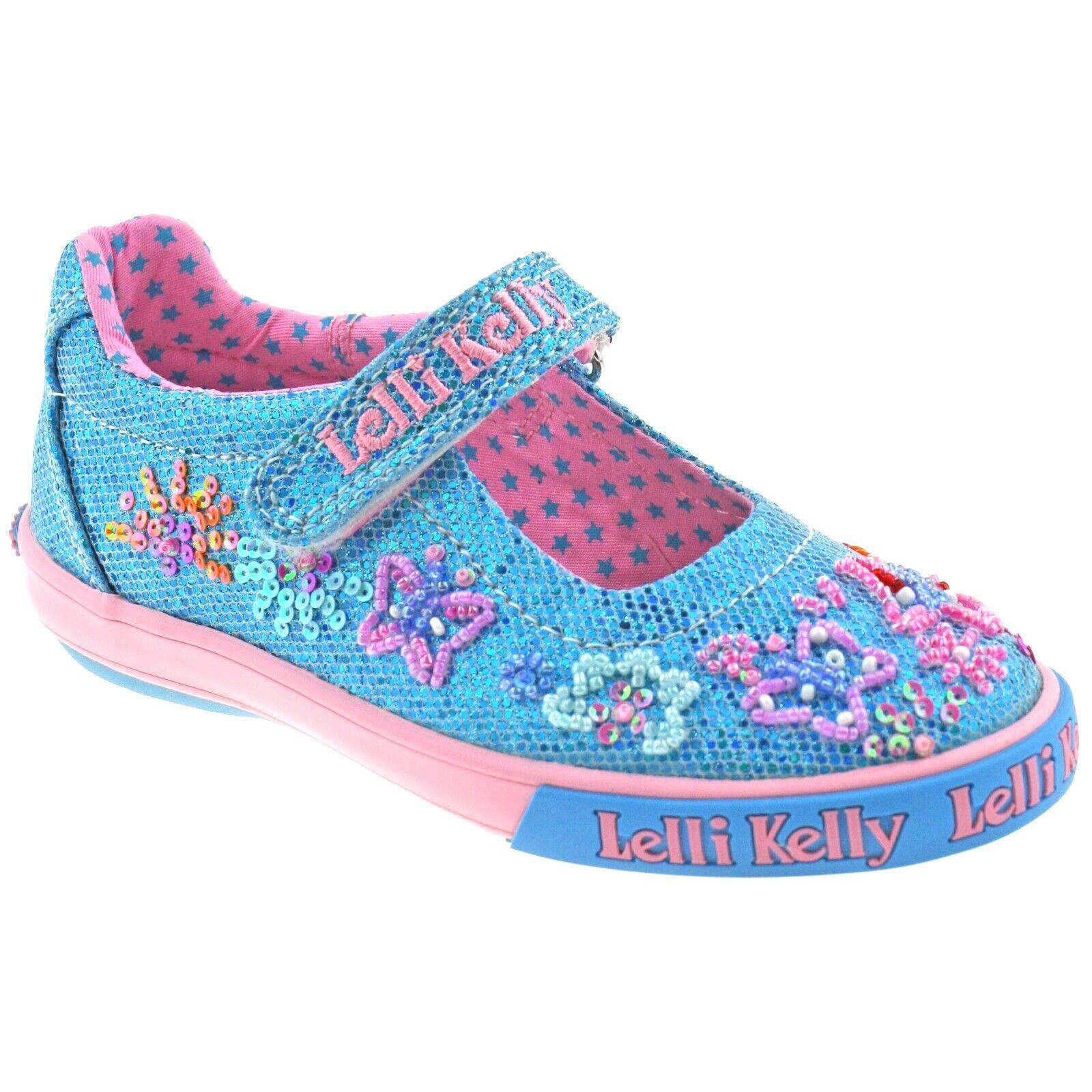 Lelli Kelly White GLITTER BUTTERFLY Canvas Dolly LK5076 FREE GIFT