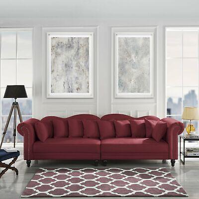 chesterfield large living room sofa classic velvet