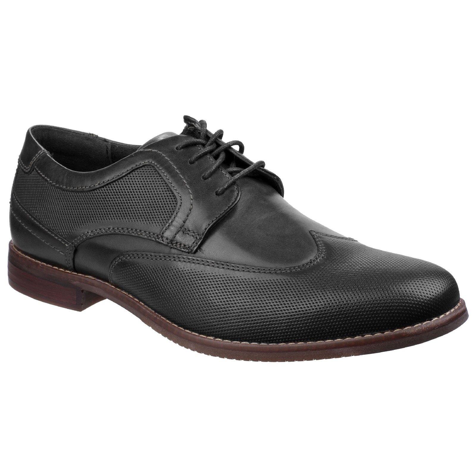 e1edaed01fa07f Rockport Stil Zweck Perf Schuhe Herren Classic Leder Wingtip Smart  Schnürschuh
