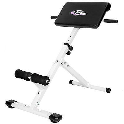 Appareil de musculation du dos abdominaux fitness banc pliable Hyper Extension