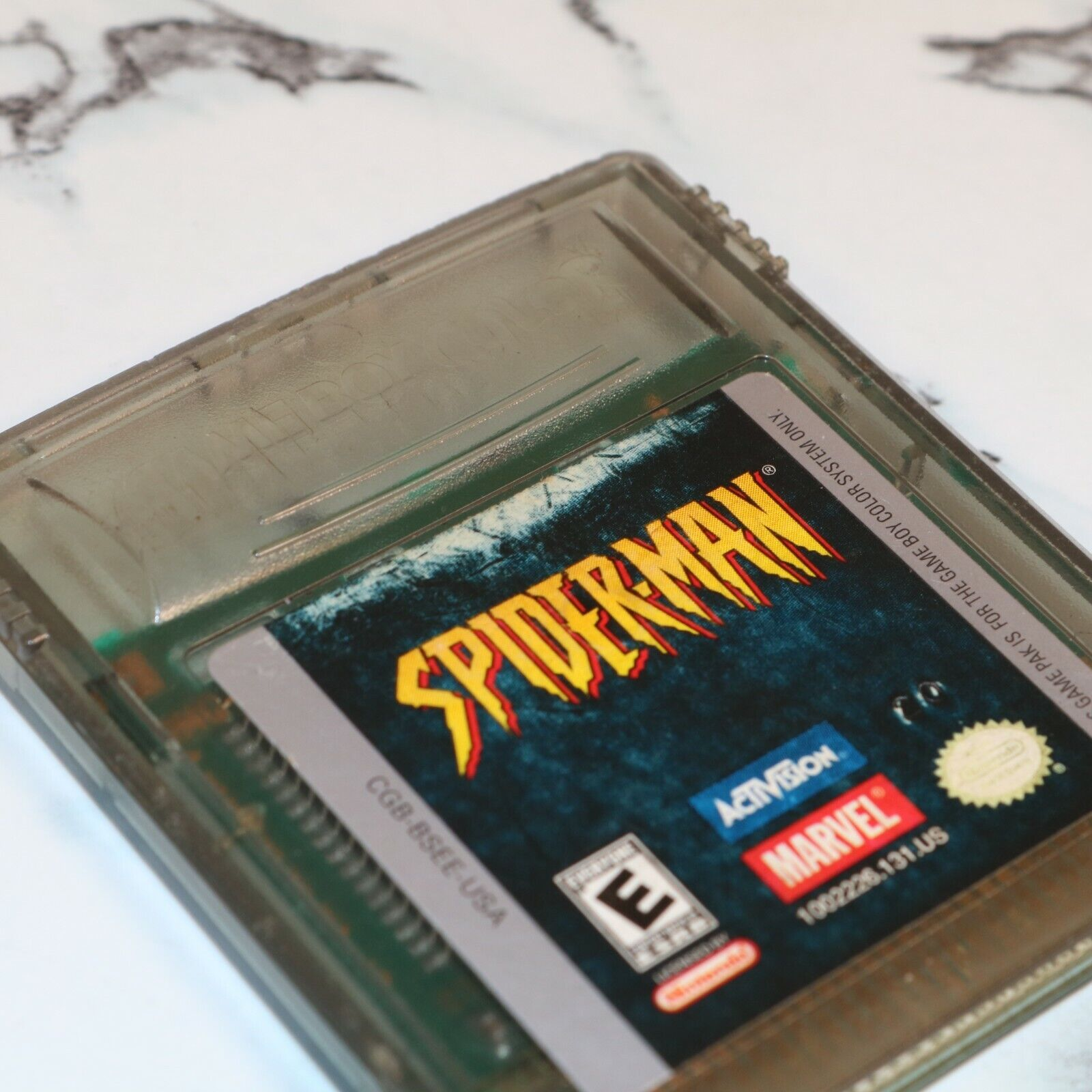 Spider-Man Nintendo Game Boy Color -- GAME CARTRIDGE ONLY -- Please Read  - $11.18