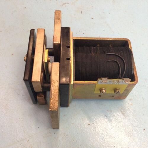 Curtis Albright SW1000-12 1200 A 60 VDC SPST NO Busbar Contactor w/24V Coil