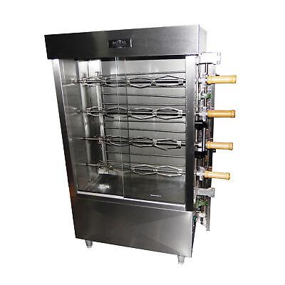 Ampto Frg4ve Rotisserie Gas Oven