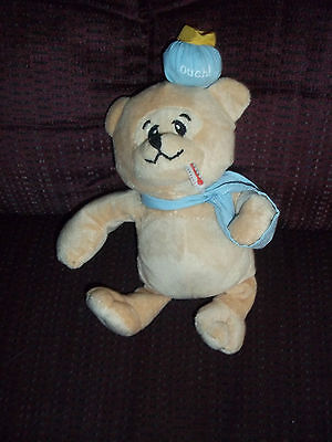 GET WELL OUCH BEAR AMEN CHOICE PLUSH DOLL FIGURE BEAR NICE GIFT TO FEEL
