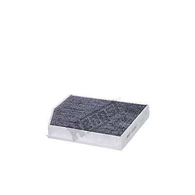 Genuine OE Quality Hella Hengst Activated Carbon Cabin Filter - E2993LC