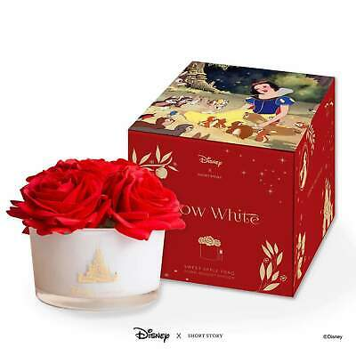 Disney X Short Story Floral Diffuser - Snow White - Sweet Apple Song Scent