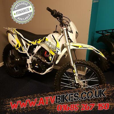 250cc MOTORBIKE | 250CC MOTOCROSS BIKE | PIT BIKE | ELECTRIC START | BRAND NEW