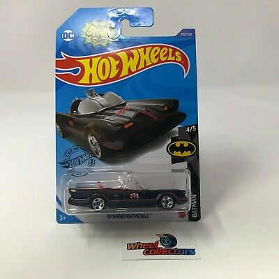 TV Series Batmobile #197 * 2020 Hot Wheels International Case L * JC3