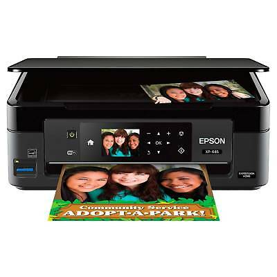 Epson Expression Home Xp 446 Wireless Small In One Printer