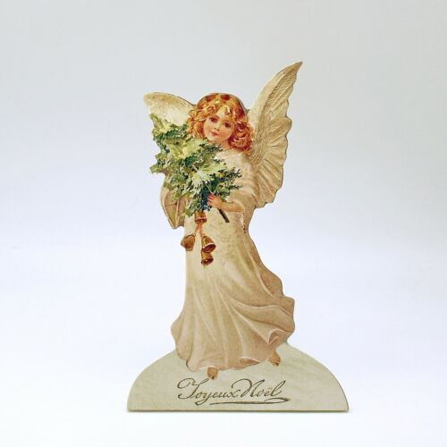 Christmas Decoration Angel with Tree Bethany Lowe