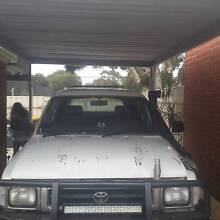 1994 Toyota Hilux duel cab Ute 2.8d surf turbo Adelaide CBD Adelaide City Preview