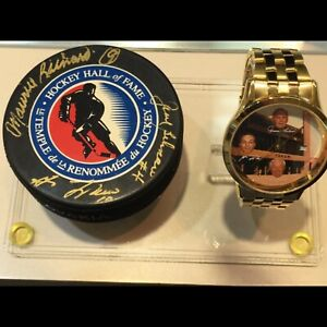 Montre Limited Edition Montreal Canadiens Hockey Club