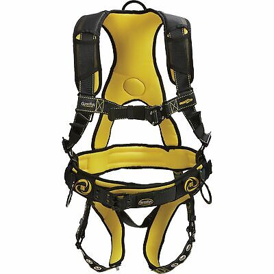 Guardian Fall Protection Cyclone Construction Harness - Size M L 21030nt