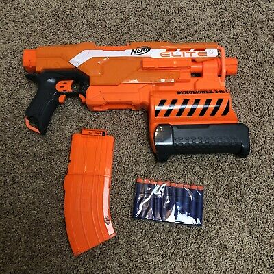 NERF N-Strike Elite Demolisher 2 in 1 Blaster