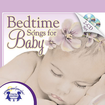 - NEW Bedtime Songs for Baby Music 2-CD Set Gentle Soothing Lullaby Calm Relaxing