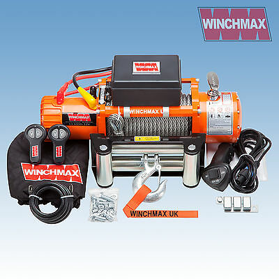 ELECTRIC WINCH 12V 4x4 13500 lb WINCHMAX BRAND