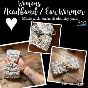 Headband / Ear Warmer. NEW PRICES