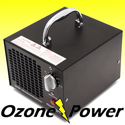 New Commercial OZONE GENERATOR Industrial Air Purifier MOLD MILDEW SMOKE odor S
