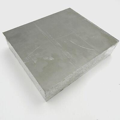 2.25 Thick 2 14 Aluminum 6061 Plate 7.75 X 8.5 Long Sku 208169