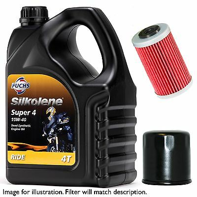 Victory 1731 Cross Country Tour 2012 Super 4 Oil and Filter Kit