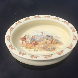 Royal dalton bunny bowl