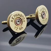 Slim Fit Reminton Cartuccia Pallottola Gemelli Clay Shooting Steampunk -  - ebay.it