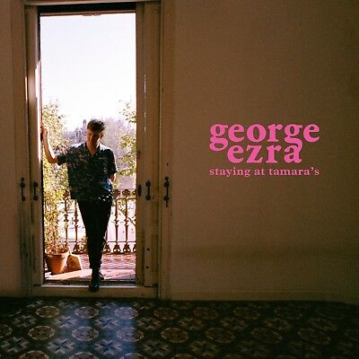 George Ezra - Staying at Tamara's - New Pink Vinyl LP + CD