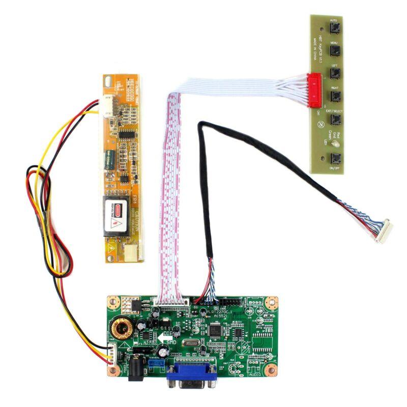 VGA LCD Controller Board  for 10.4inch LTD104SE5S 1024x768  LCD Screen