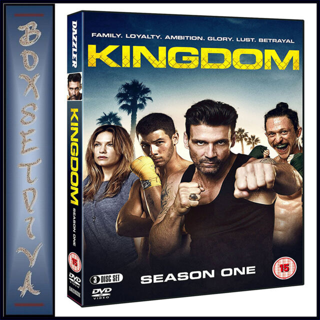 KINGDOM - COMPLETE SEASON 1   *BRAND NEW DVD **