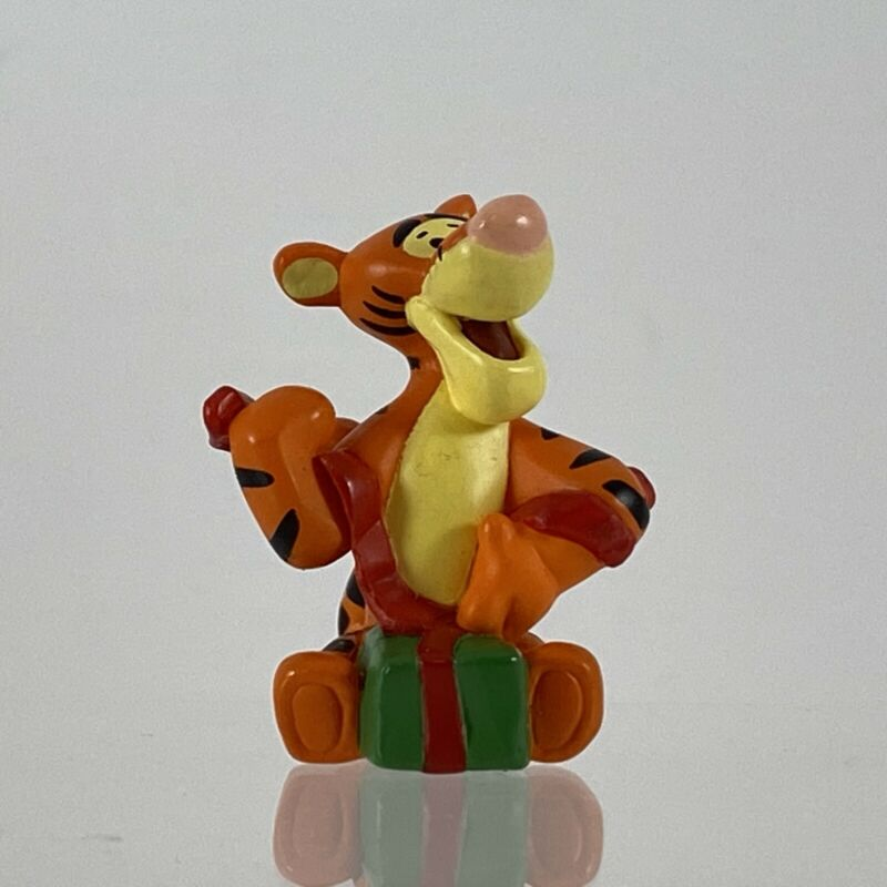 Hallmark 1999 Merry Miniatures Tigger Ornament Winnie The Pooh