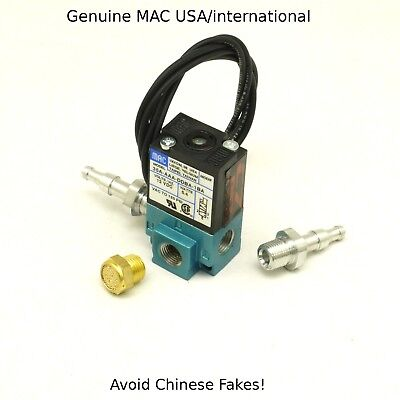 Mac  Boost Solenoid Valve Bcs 35A Aaa Ddba 1Ba Global Shipping   Usa Quality