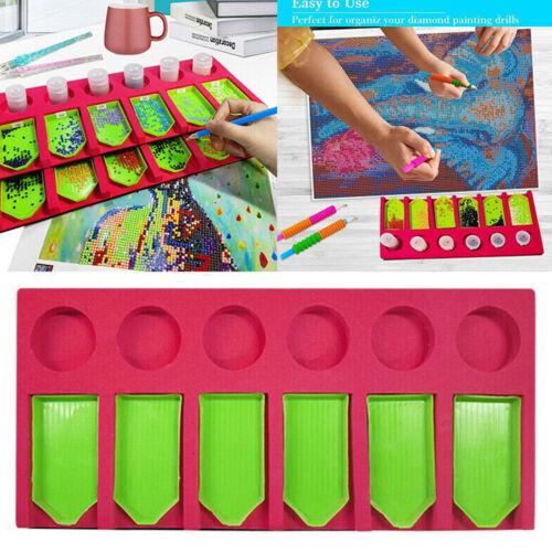 Werkzeug Zubehör Box Für 5D Diamant Diamond Painting Stickerei Aufbewahrungsbox