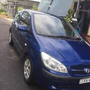 2005 Hyundai Getz Hatchback Coffs Harbour Coffs Harbour City Preview