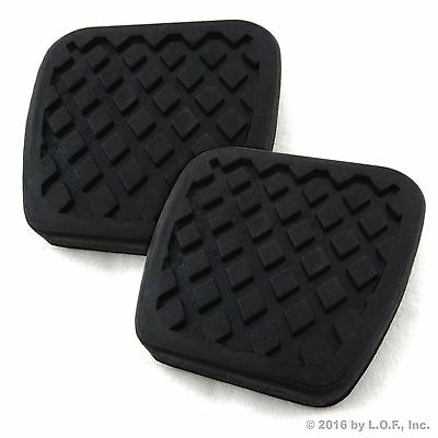 2 Honda Brake or Clutch Pedal Pads Cover Accord Civic CRV Element Prelude Part