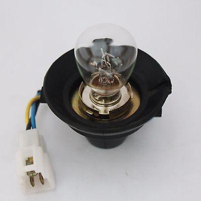 Kubota Headlight Socket With Bulb Head Light Lamp M4700 M5700 M9000 L4150dt