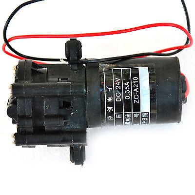 24v Zc-a210 Dc Mini Brushless Magnetic Water Pump High Temperature 0-100