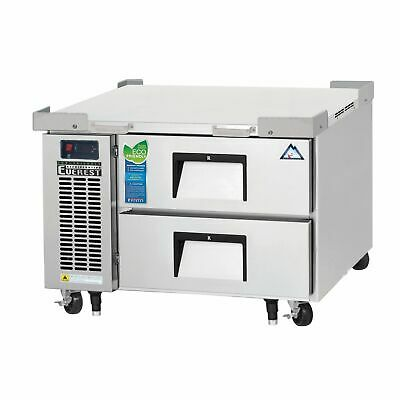 Everest Ecb36d2 Refrigerated Base Equipment Stand