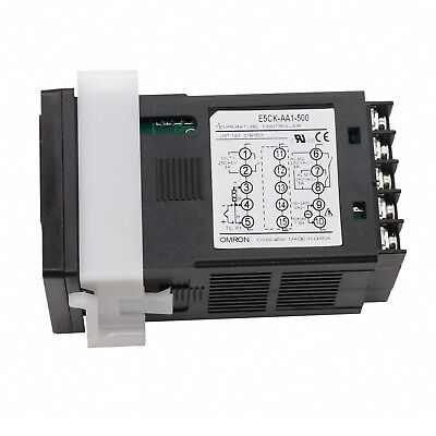 1 Pcs Temperature Controller For Omron E5ck-aa1-500 New In Box