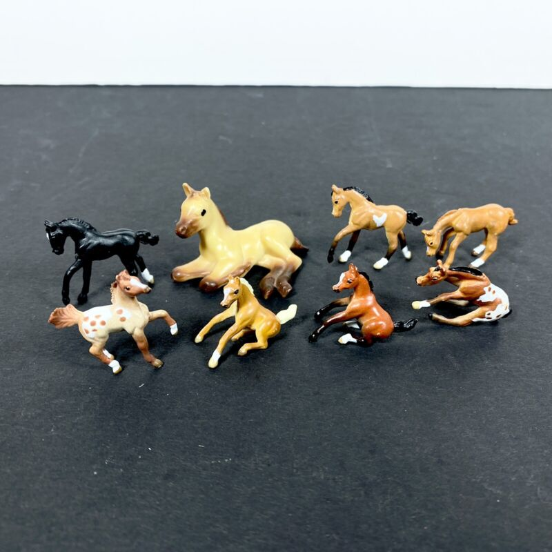 Breyer Mini Whinnies 8 Foals Awesome Collection