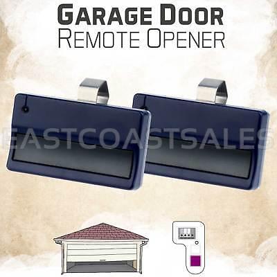 2x Garage Door Gate Remote Opener Replacement for Chamberlain 315mhz 139.53753