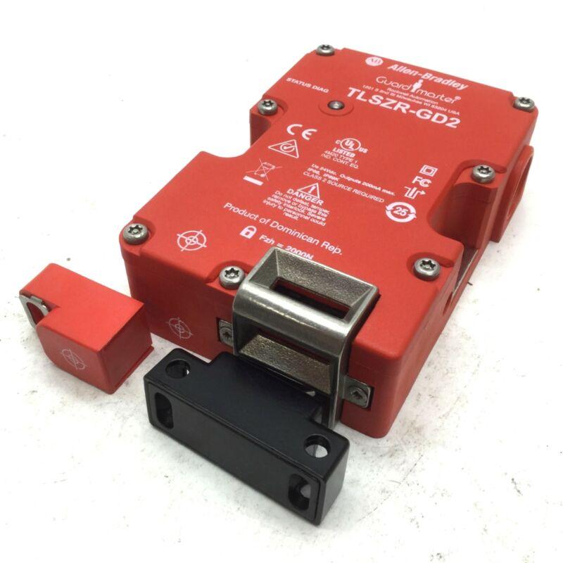 Allen-Bradley TLSZR-GD2 Guardmaster Safety Interlock Switch 440G-TZS21UPRH