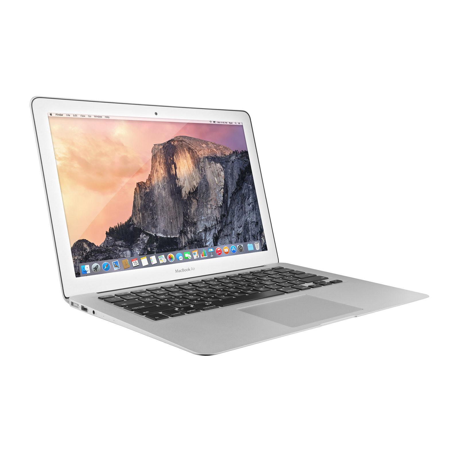 Apple MacBook Air 13.3 1.6 GHz Core i5 4GB RAM 128GB SSD MJVE2LL/A -2015