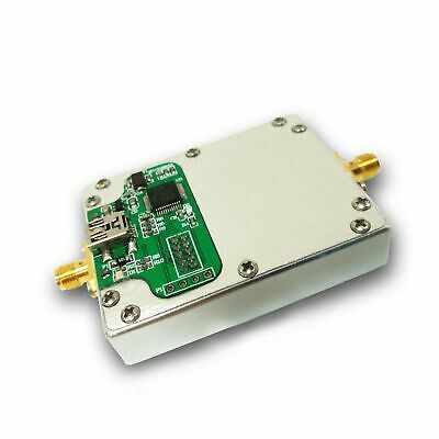 Adf4351 Pll Rf Signal Generator Finished 35mhz-4.4ghz W Mcu Control Cavity Tps