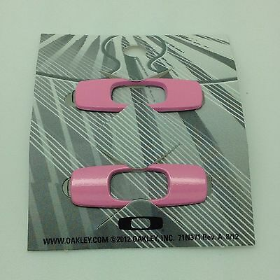 AUTHENTIC OAKLEY BATWOLF REPLACEMENT ICONS TEAM PINK 100-734-005 BRAND NEW