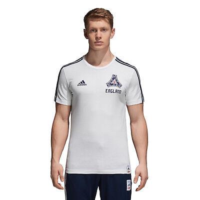 Adidas Men Tshirts Football England Tee World Cup Russia 2018 FIFA CF1702 New
