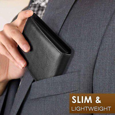 2018 New Men Wallets Money Purses New Design Top Men Thin Wallet -The Best