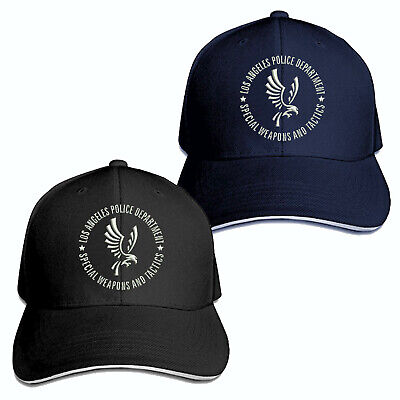 New Los Angeles Police Dep LAPD SWAT S.W.A.T. Team TV Series Hondo Bill Cap Hat  (Swat Hats)