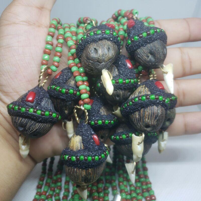 1 Ikin eleke de Ifa Orula Orunmila Yoruba Santeria Ifa Orisha Babalawo AMULETO