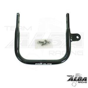 Yamaha Raptor 660  Grab Bar Bumper  Aluminum    Alba Pro Elite Black 203 T5 B