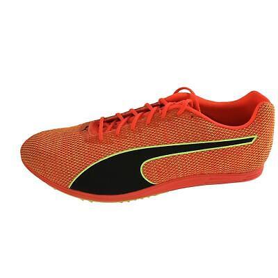 Puma Track and Field Shoes Mens 13 Evospeed Distance 8 Orange - No Spikes